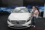 Тест-драйв Mercedes А-класса в Волгограде фото 16
