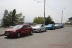 Тест-драйв Mercedes А-класса в Волгограде фото 19