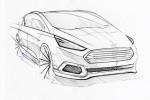 Ford S-MAX концепт 2013 Фото 43