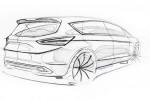 Ford S-MAX концепт 2013 Фото 44
