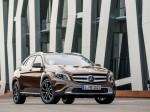 Mercedes GLA 2014 Фото 24