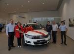 Первый покупатель Volkswagen Арконт Фото 05