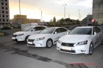 Презентация нового Lexus IS 2013 в Волгограде Фото 07