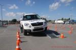 Skoda Park - массовый тест-драйв в Волгограде Фото 005