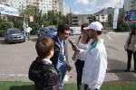 Skoda Park - массовый тест-драйв в Волгограде Фото 016