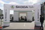 Skoda Park - массовый тест-драйв в Волгограде Фото 035