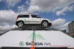SKODA Park - массовый тест-драйв и праздник от SKODA Auto