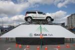 Skoda Park - массовый тест-драйв в Волгограде Фото 054