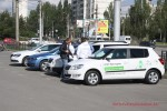 Skoda Park - массовый тест-драйв в Волгограде Фото 063