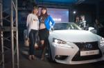 презентация нового Lexus IS 2013 Фото 10