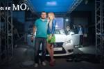 презентация нового Lexus IS 2013 Фото 11