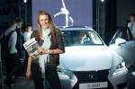 презентация нового Lexus IS 2013 Фото 13