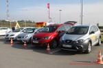 тест-драйв автомобилей SEAT и KIA в Волгограде Фото 06