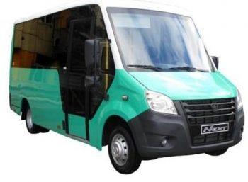 ГАЗель NEXT автобус для городских перевозок