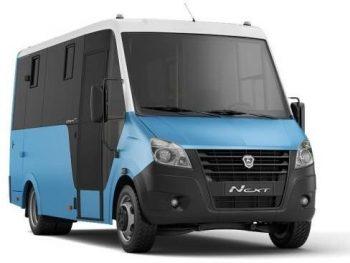 ГАЗель NEXT автобус для междугородних перевозок