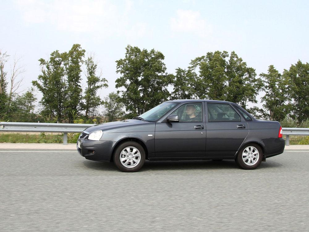 Новая Lada Priora 2014 - седан, …