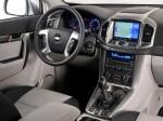 Новый Chevrolet Captive 2014 фото 01