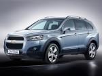 Новый Chevrolet Captive 2014 фото 02