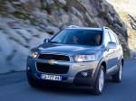 Новый Chevrolet Captive 2014 фото 05