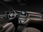 интерьер Mercedes-Benz V-класс 2014 Фото 01
