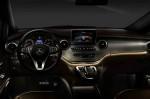 интерьер Mercedes-Benz V-класс 2014 Фото 03