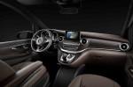 интерьер Mercedes-Benz V-класс 2014 Фото 04