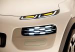концепт-кар Citroen Cactus C4  2013 - фото 09