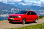 универсал Skoda Rapid Spaceback 2014 Фото 03
