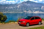 универсал Skoda Rapid Spaceback 2014 Фото 04