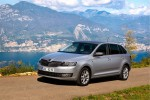 универсал Skoda Rapid Spaceback 2014 Фото 06