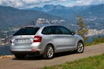универсал Skoda Rapid Spaceback 2014 Фото 07