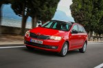 универсал Skoda Rapid Spaceback 2014 Фото 09