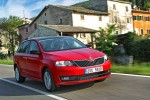 универсал Skoda Rapid Spaceback 2014 Фото 25
