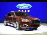 Ford Escort 2014 Фото 08