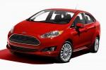 Ford Fiesta седан 2014 Фото 03