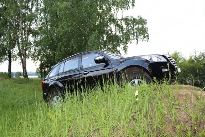 Отзыв о Lifan X60 2014 года выпуска