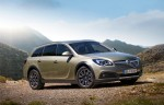 Opel Insignia Country Tourer 2014 Фото 10