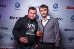 Премьера Volkswagen Beetle в ДЦ Арконт  Фото 44