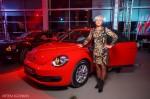 Премьера Volkswagen Beetle в ДЦ Арконт  Фото 84