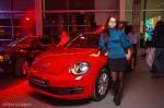 Премьера Volkswagen Beetle в ДЦ Арконт  Фото 85