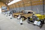 Экспозиция филиала рижского мотор-музея