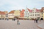 Центральная площадь Таллина