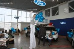 День рождения Ford Арконт 2013 Волгоград фото 01