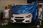 Презентация нового кроссовер Hyundai ix35 от компании Агат в Волгограде
