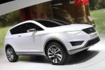 Кроссовер Seat IBX концепт 2012 фото 02
