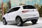 Кроссовер Seat IBX концепт 2012 фото 05