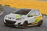 Новая Mazda 2 2014 Фото 04