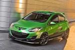 Новая Mazda 2 2014 Фото 15