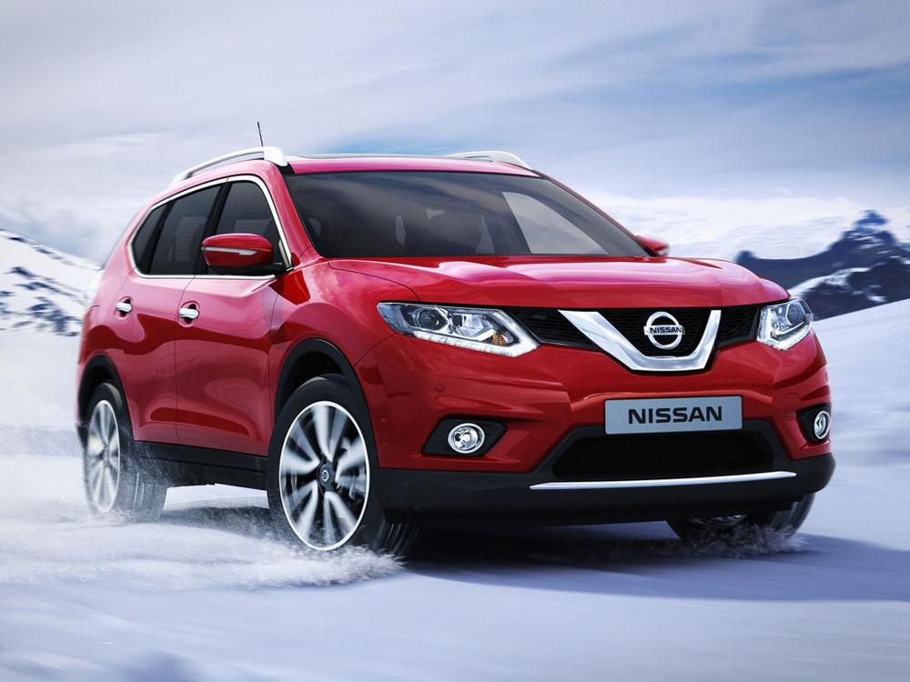 nissan x-trail 2014 появится в россии