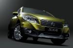 Новый Suzuki SX4 2014 Фото 04